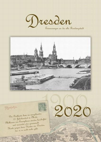 Kalender 2020 - Dresden
