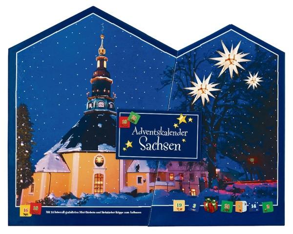 Regionaler Adventskalender Sachsen