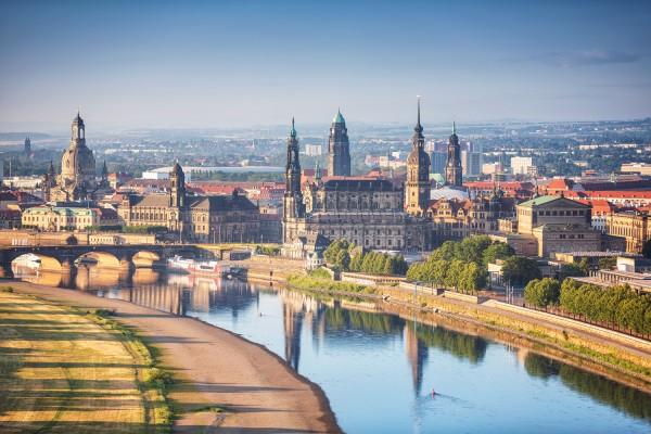 Wandbild Dresden (Motiv 00688)