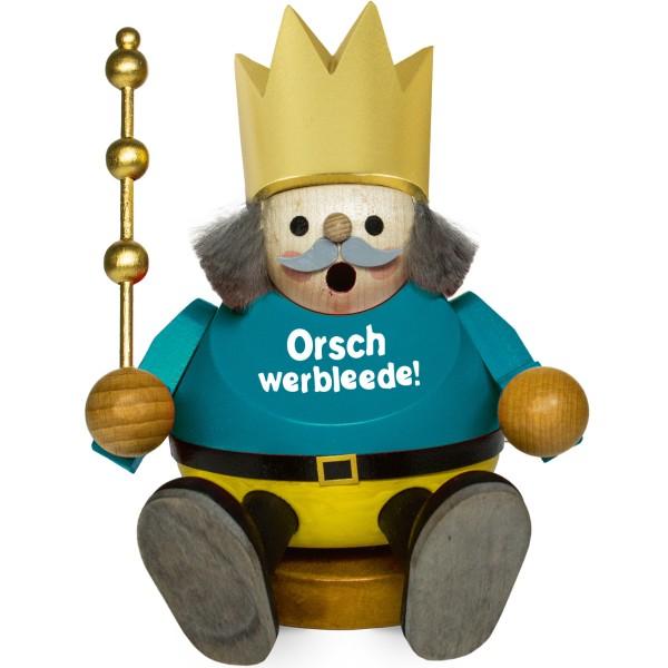 "Kugelrauchmann ""Orschwerbleede"""