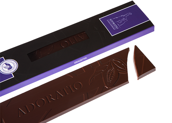 Bio-Schokolade - Grenzbitter