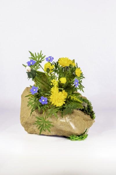 Blumengesteck Wurzelwarte