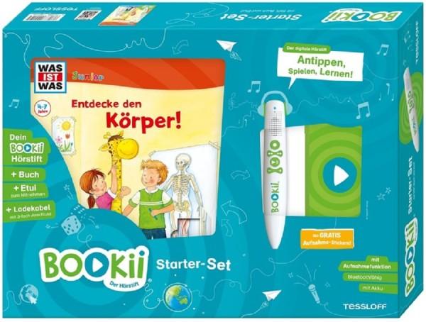 BOOKii® Starter-Set WAS IST WAS Junior Entdecke den Körper!