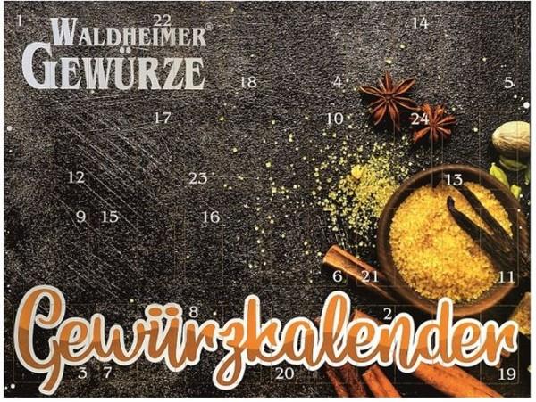 Gewürz- Adventskalender - Waldheimer Gewürze