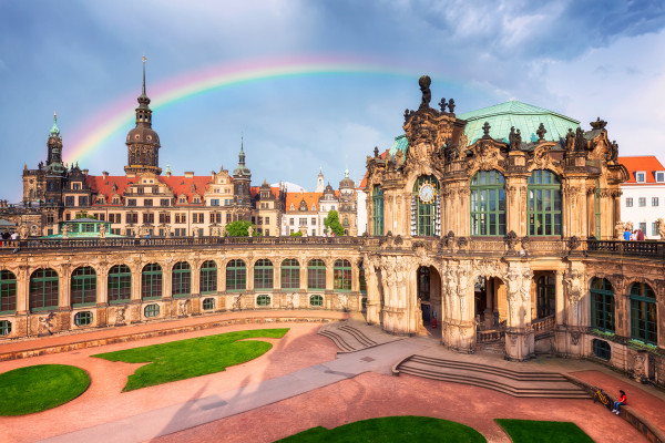 Wandbild Dresden (Motiv 00623)