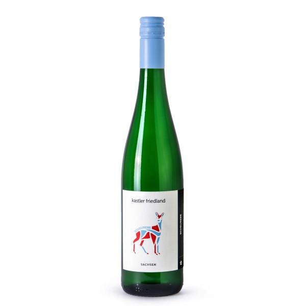 2017 Scheurebe Qualitätswein Sachsen