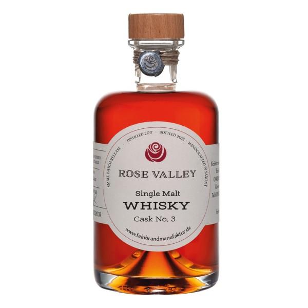 Rose Valley Single Malt Whisky - Oloroso Sherry - Cask No.3