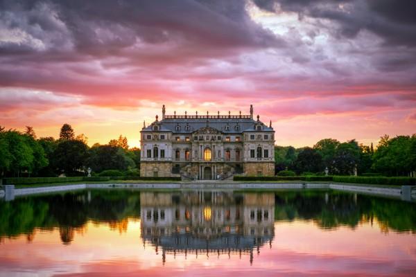 Wandbild Dresden (Motiv 00860)