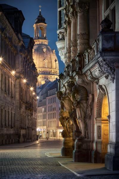 Wandbild Dresden (Motiv 00787)