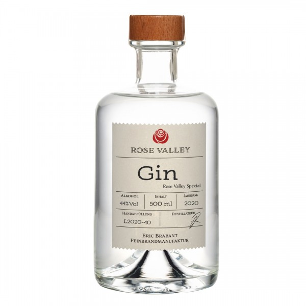 """Gin """"Rose Valley"""""""