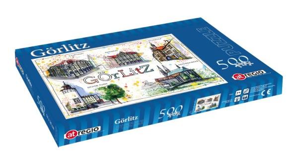 Görlitz - Fineart: Puzzle