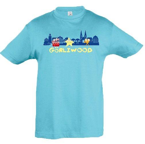 """Kinder T-Shirt """"Görliwood"""""""