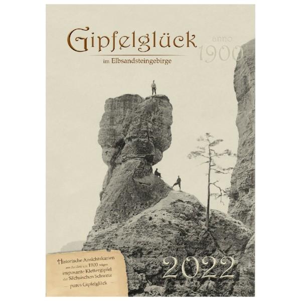 Kalender 2022 - Gipfelglück im Elbsandsteingebirge