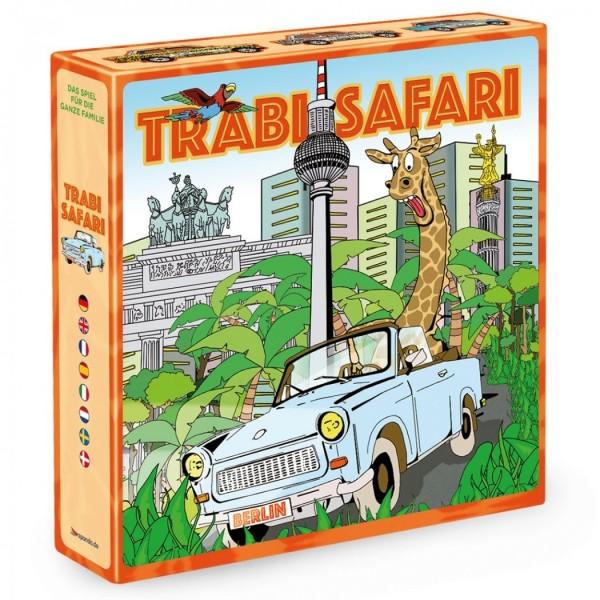 Trabi Safari - Das Brettspiel