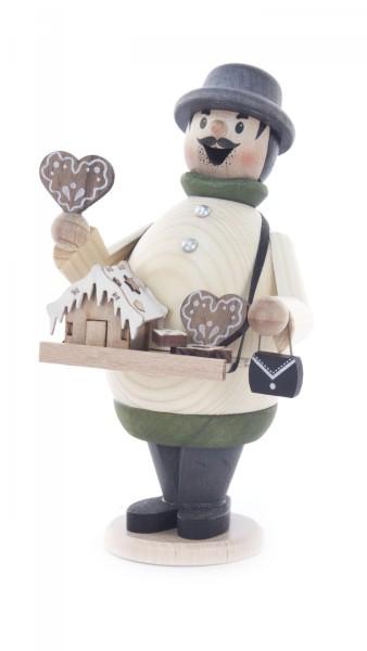 Räuchermann Max Lebkuchenverkäufer