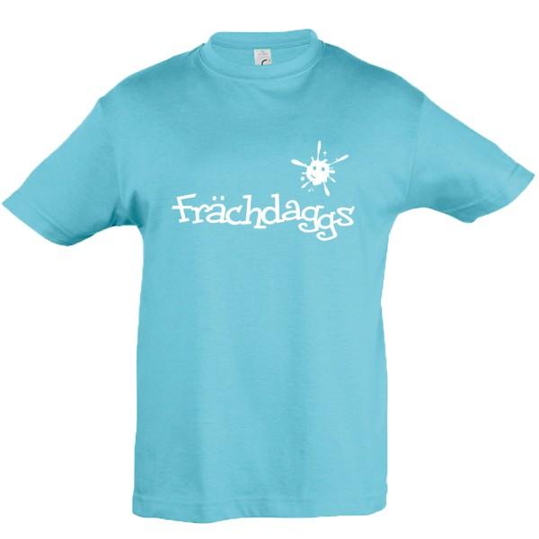 "Kinder-T-Shirt ""Frächdaggs"""