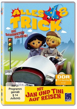 DVD Alles Trick 8
