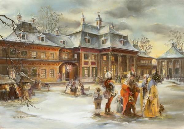 Adventskalender - Schloss Pillnitz