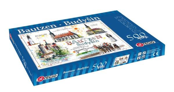 Bautzen - Fineart: Puzzle