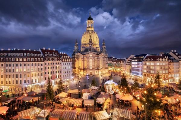 Wandbild Dresden (Motiv 00653)