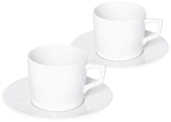 DDV Lokal Exklusiv - Meissener Porzellan - Espressotassen-Set