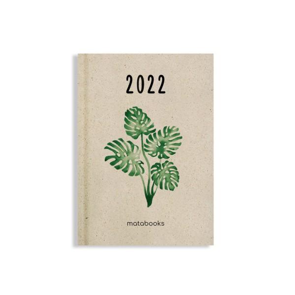 A6 Kalender 2022 - Samaya Harmony