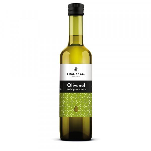 Franz & Co. Bio-Olivenöl fruchtig - nativ extra