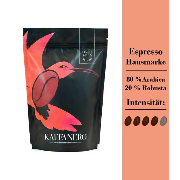 Espresso Rot - Hausmarke