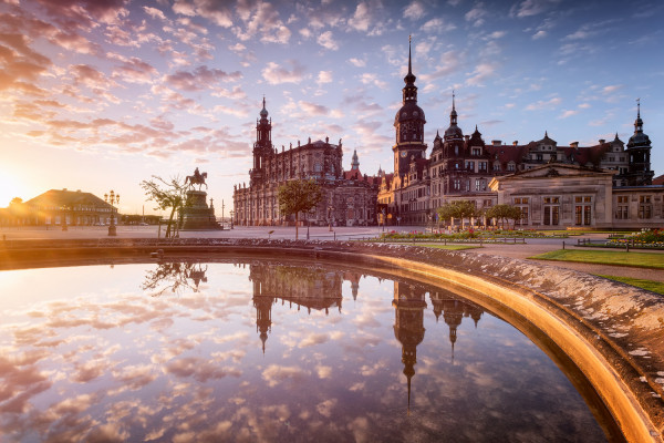 Wandbild Dresden (Motiv 00507)