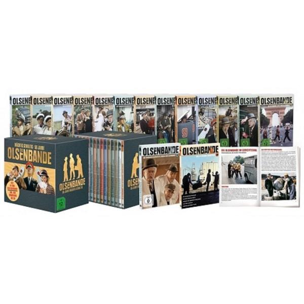 DVD Box Olsenbande