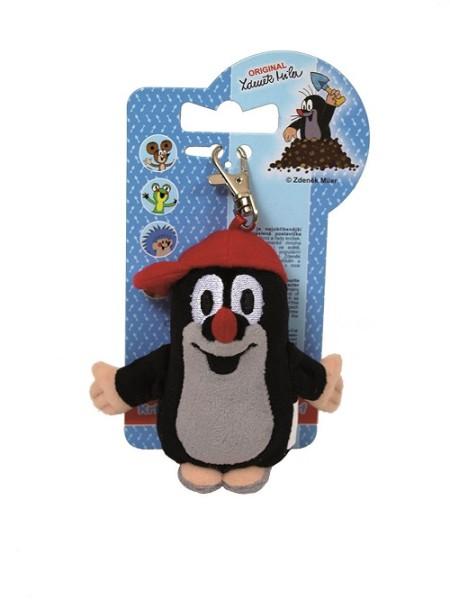 Der kleine Maulwurf - Schlüsselanhänger mit Mütze