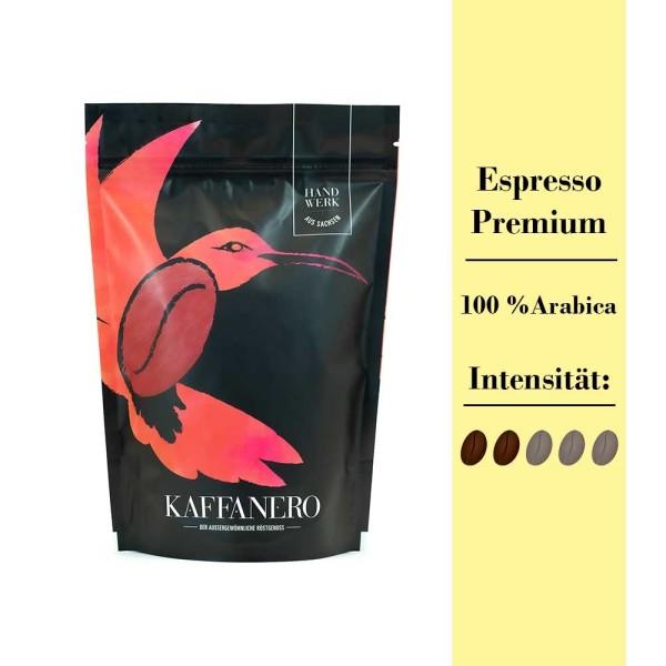 Espresso Gelb - Schwarzes Gold Premium