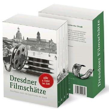 DVD-Box Dresdner Filmschätze