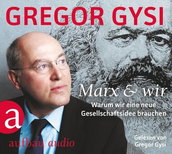 "Gregor Gysi - ""Marx & Wir"" (CD)"
