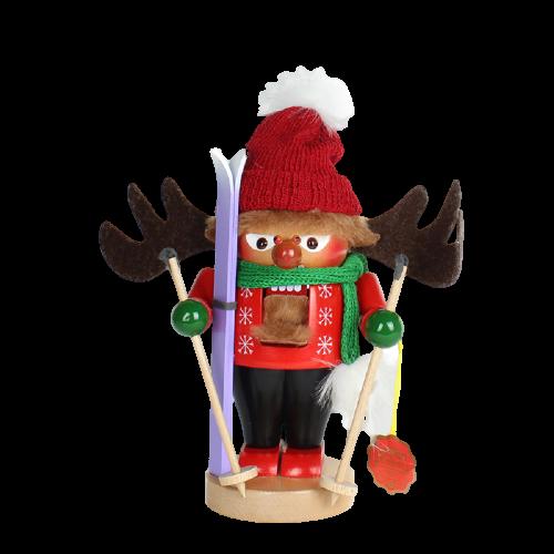 Nussknacker Troll Rudolph
