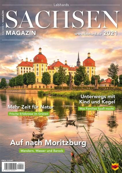 Sachsen-Magazin 2021