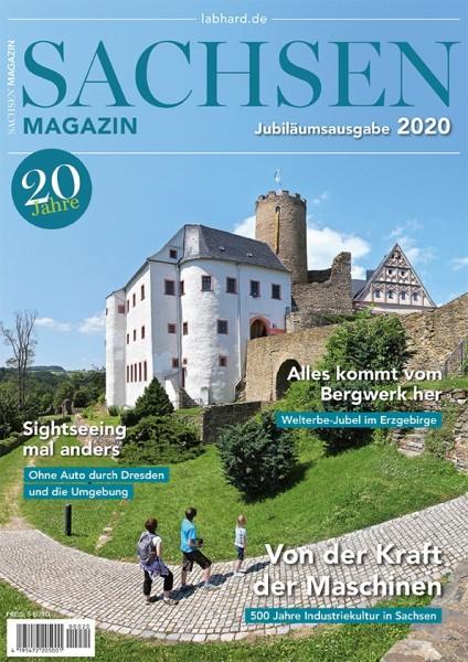 Sachsen-Magazin 2020