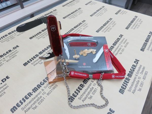 VICTORINOX Kindertaschenmesser Rot