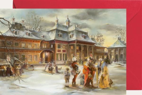 Mini-Adventskalender - Schloss Pillnitz