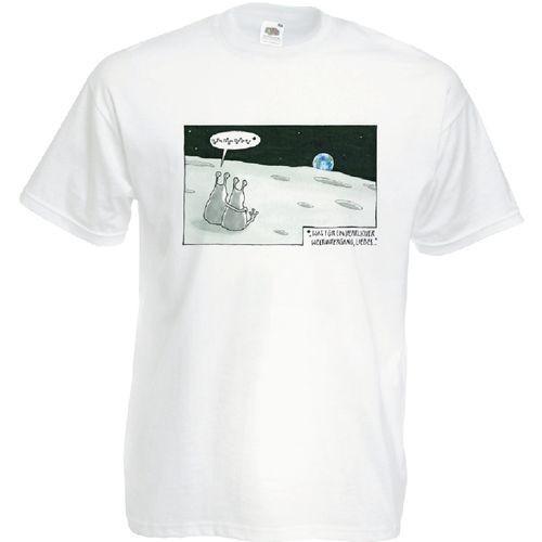"""Herren-Shirt """"Weltuntergang"""""""