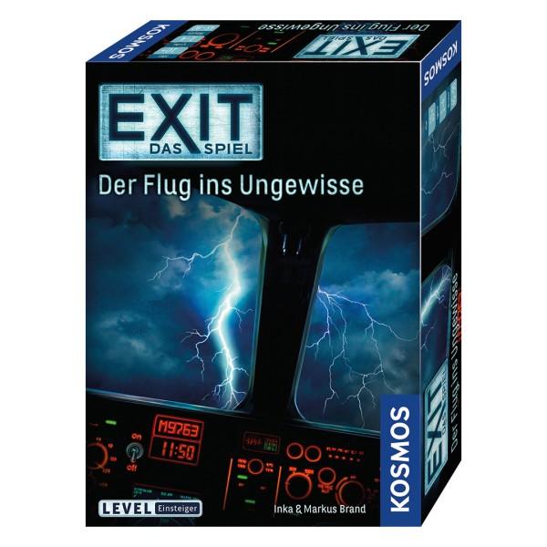 Exit - Das Spiel: Flug ins Ungewisse