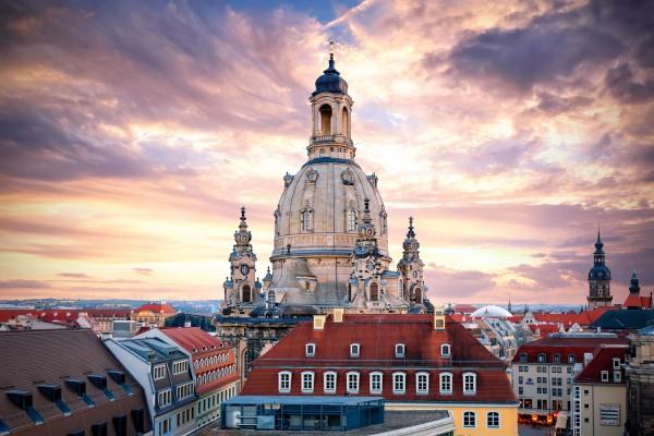 Wandbild Dresden (Motiv 00595)