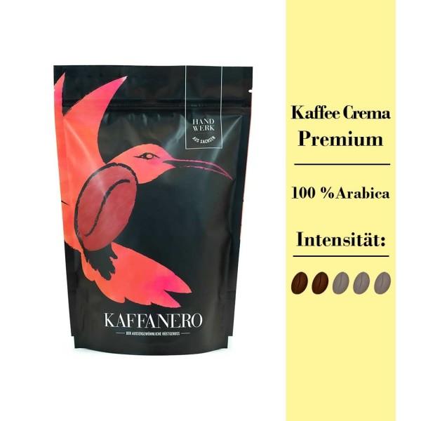 Kaffee Crema Gelb - Schwarzes Gold Premium