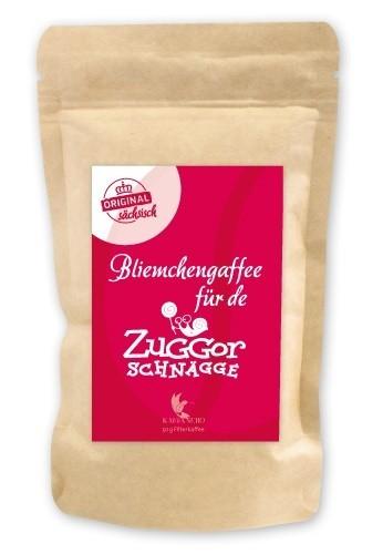 """Kaffeepäckchen """"Zuggorschnägge"""""""