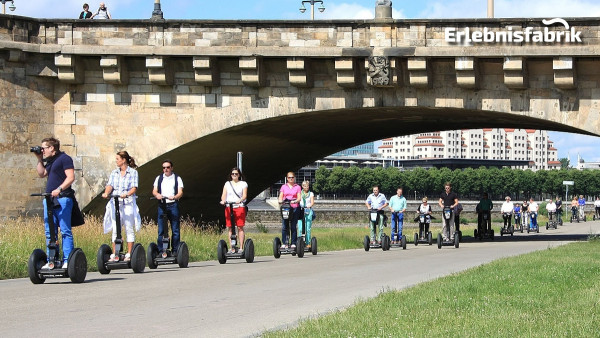 Segway Tour in Dresden – Canaletto Blick
