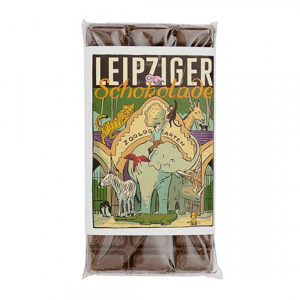 Leipziger Schokolade - Leipziger Zoo