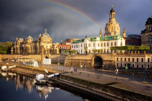 Wandbild Dresden (Motiv 00792)