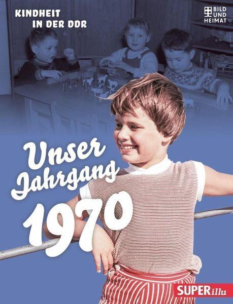 Unser Jahrgang 1970