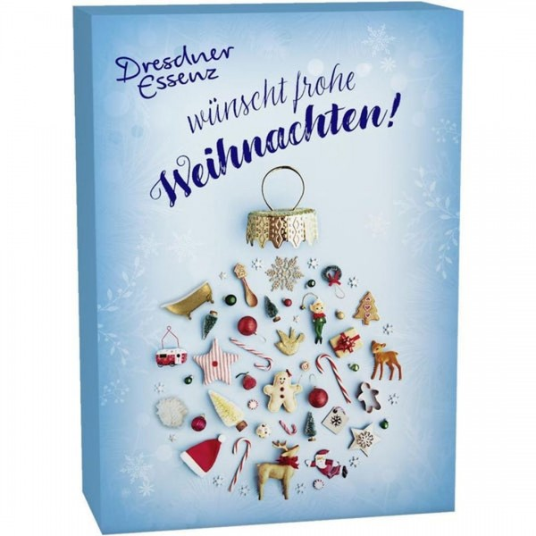 Adventskalender Dresdner Essenz