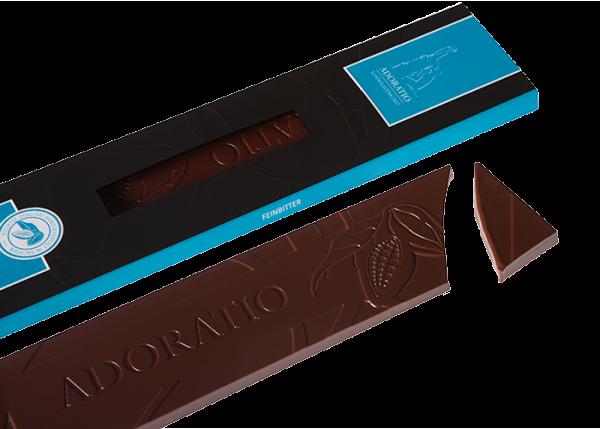 Bio-Schokolade - Feinbitter